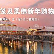 2020年1月4-5日奎笼新山购物游 通告