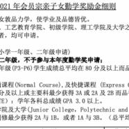 勤学奖励金申请(截止日期至4月30日)